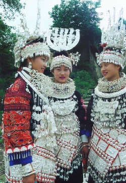 Miao women in silver.jpg